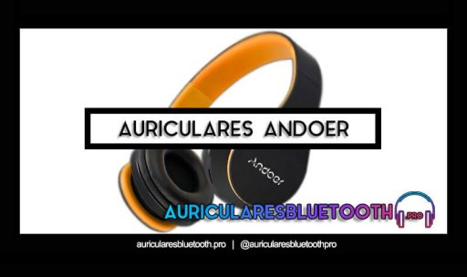 mejores auriculares ANDOER