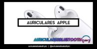 cascos inalámbricos bluetooth APPLE