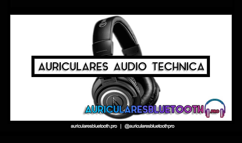 cascos inalambricos bluetooth AUDIO TECHNICA