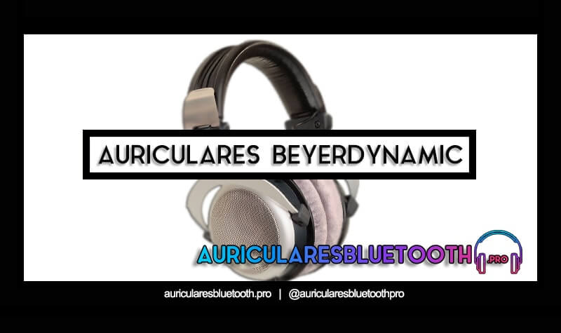 cascos inalámbricos bluetooth BEYERDYNAMIC