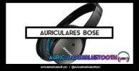 mejores auriculares BOSE