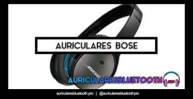 cascos inalámbricos bluetooth BOSE