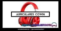 cascos inalámbricos bluetooth COWIN