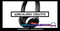 cascos inalámbricos bluetooth CREATIVE