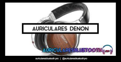 cascos inalámbricos bluetooth DENON