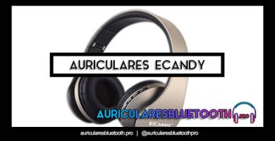 cascos inalámbricos bluetooth ECANDY
