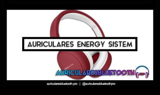 cascos inalámbricos bluetooth ENERGY SISTEM