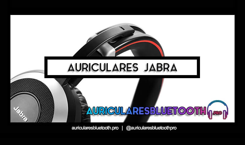 cascos inalámbricos bluetooth JABRA