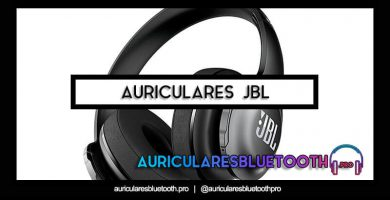 cascos inalámbricos bluetooth JBL