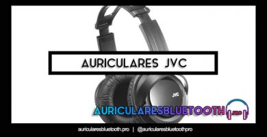 cascos inalámbricos bluetooth JVC
