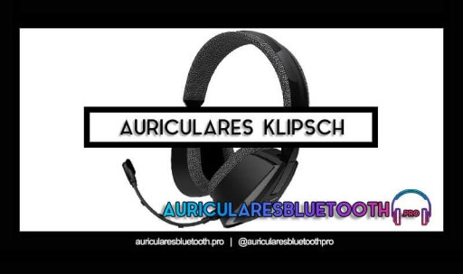 cascos inalámbricos bluetooth KLIPSCH
