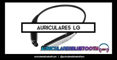 cascos inalámbricos bluetooth LG