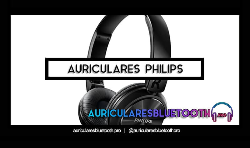 cascos inalámbricos bluetooth PHILIPS
