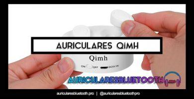 cascos inalámbricos bluetooth QiMH
