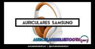 cascos inalámbricos bluetooth SAMSUNG