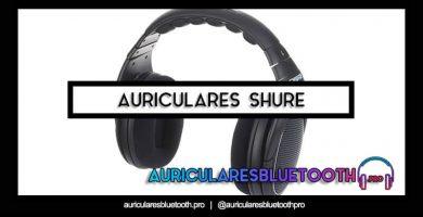 cascos inalámbricos bluetooth SHURE