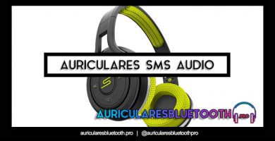 cascos inalámbricos bluetooth SMS AUDIO