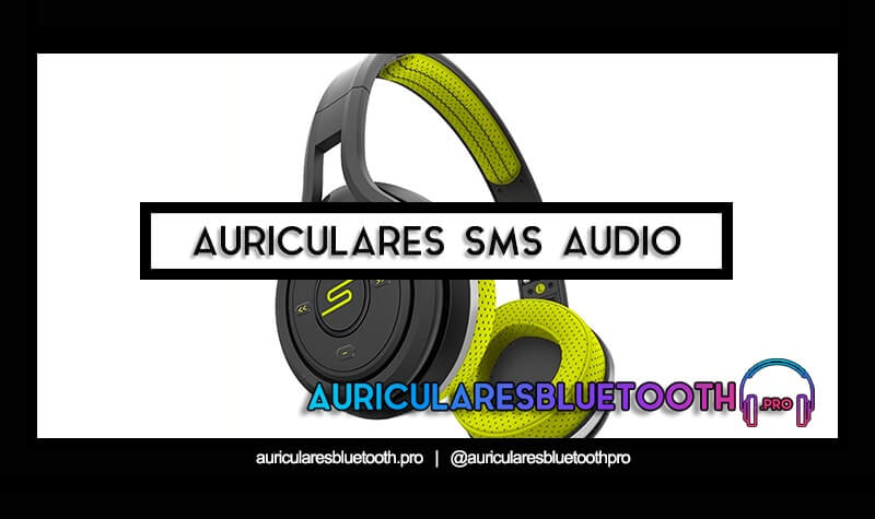 cascos inalámbricos bluetooth SMS AUDIO