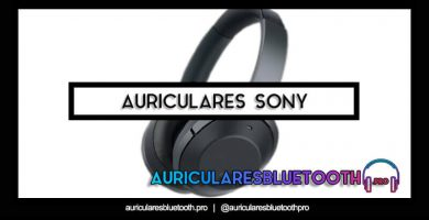 cascos inalámbricos bluetooth SONY