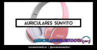 cascos inalámbricos bluetooth SUNVITO