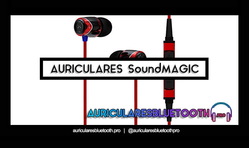 cascos inalámbricos bluetooth SoundMAGIC