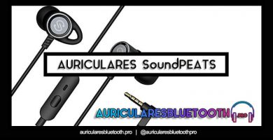 cascos inalámbricos bluetooth SoundPEATS