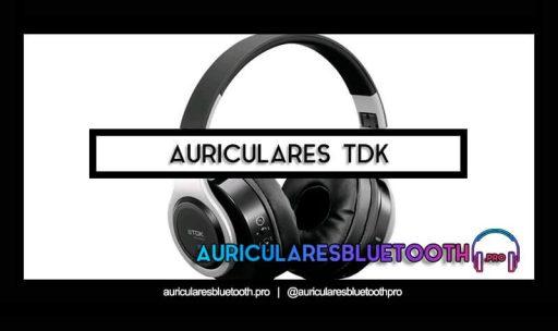 cascos inalámbricos bluetooth TDK