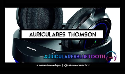 cascos inalámbricos bluetooth THOMSOM