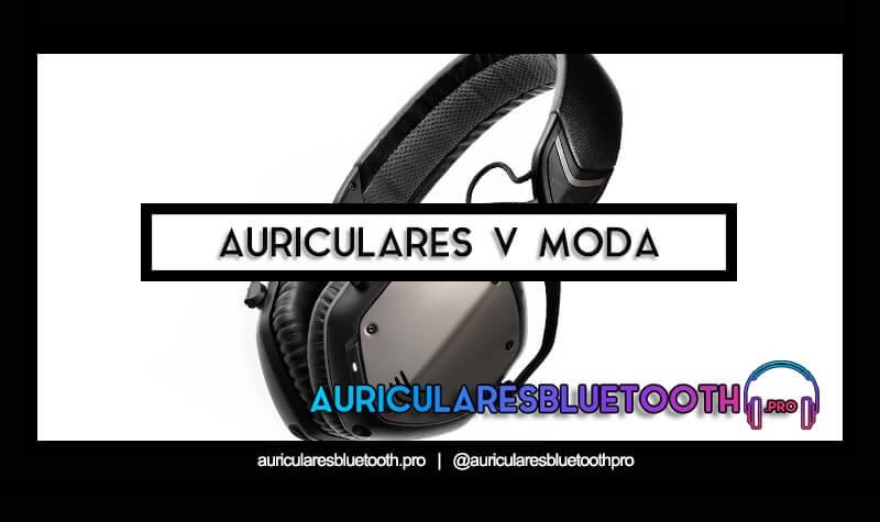 cascos inalámbricos bluetooth V MODA