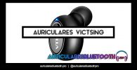 cascos inalámbricos bluetooth VICTSING