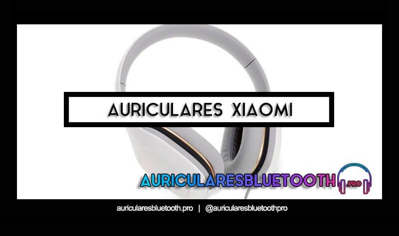cascos inalámbricos bluetooth XIAOMI