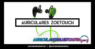 cascos inalámbricos bluetooth ZOETOUCH