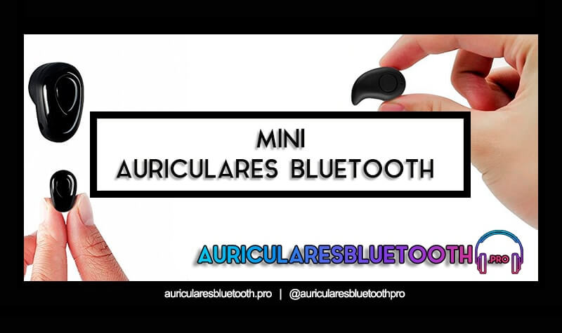 cascos inalámbricos bluetooth mini
