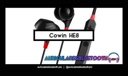 opinión y análisis auriculares cowin he8