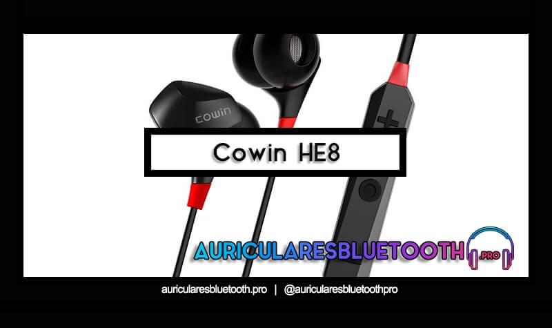 compra auriculares cowin he8