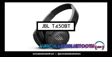 compra auriculares jbl T450BT