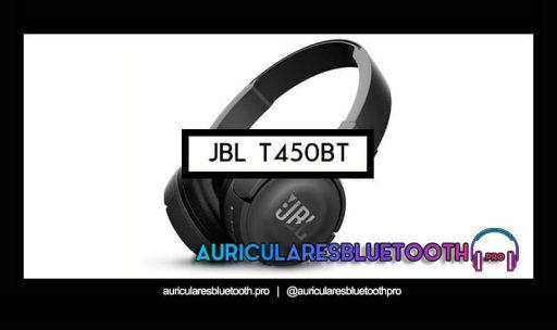 opinión y análisis auriculares jbl T450BT