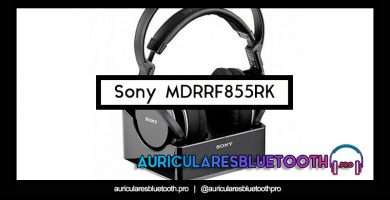 compra auriculares sony mdrrf855rk