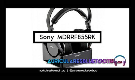 opinión y análisis auriculares sony mdrrf855rk
