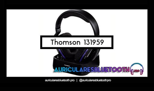 compra auriculares thomson 131959