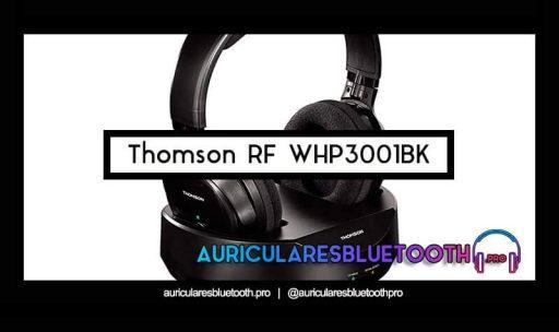 compra auriculares thomson rf whp3001bk