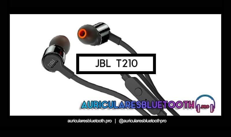JBL T210