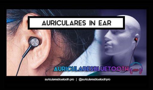 mejores auriculares in ear