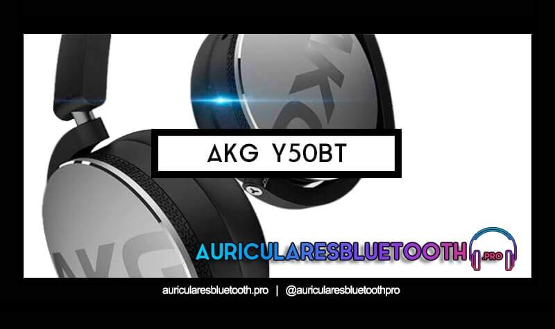compra auriculares akg y50bt