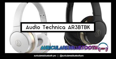 compra auriculares audio technica ar3btbk