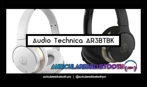 opinión y análisis auriculares audio technica ar3btbk