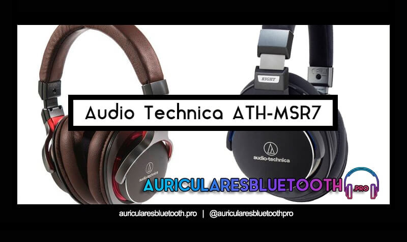 compra auriculares audio technica ath msr7