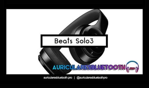opinión y análisis auriculares beats solo 3