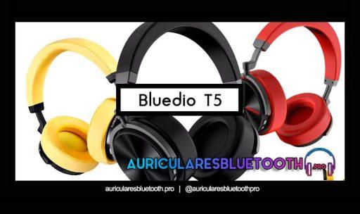 opinión y análisis auriculares bluedio t5