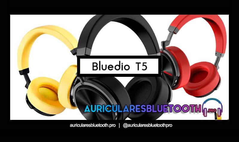 compra auriculares bluedio t5